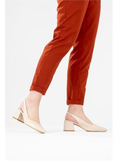 CZ London Klasik Ayakkabı Bej